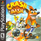 Crash Bash - PS1 (Disc Only)