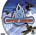 Rippin' Riders - Dreamcast (Used, Disc Only)