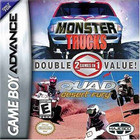 Monster Trucks/Quad Desert Fury - GBA (Cartridge Only)