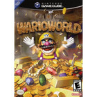 Wario World - GameCube (Disc Only)