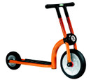 Orange Pilot Scooter