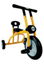 Italtrike Pilot Tricycle (Yellow)