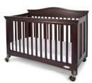 Royale Wood Folding Crib (full-size)
