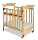 Biltmore Compact SafeReach Crib with Clearview Headboard