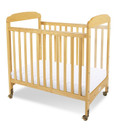 Serenity™ Compact-Size Fixed-Side Crib Clearview Headboard