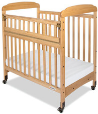 Serenity™ Compact-Size Crib SafeReach™ Clearview Headboard