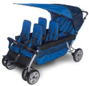 Foundations LX6 Six Passenger Stroller