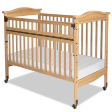 Biltmore™ Full-Size Crib SafeReach™ Clearview Headboard    (Mattress Not Included)