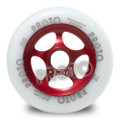 PROTO Sliders 110MM White on Red