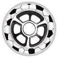 YAK FA 100mm Metalcore Wheel White