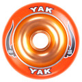 YAK 100mm Scat Metalcore Orange