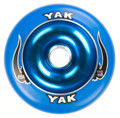 YAK 100mm Scat Metalcore Blue