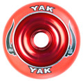 YAK 100mm Scat Metalcore Red