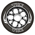 YAK 100mm Mechanic Metalcore Black