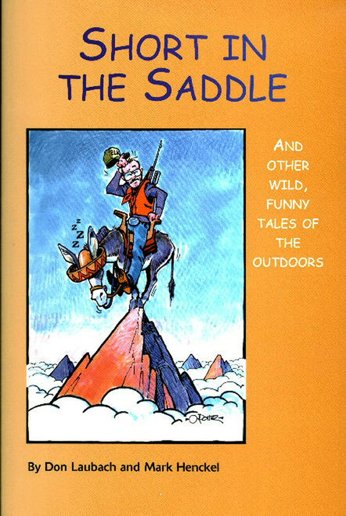 SHORT IN THE SADDLE BOOK
