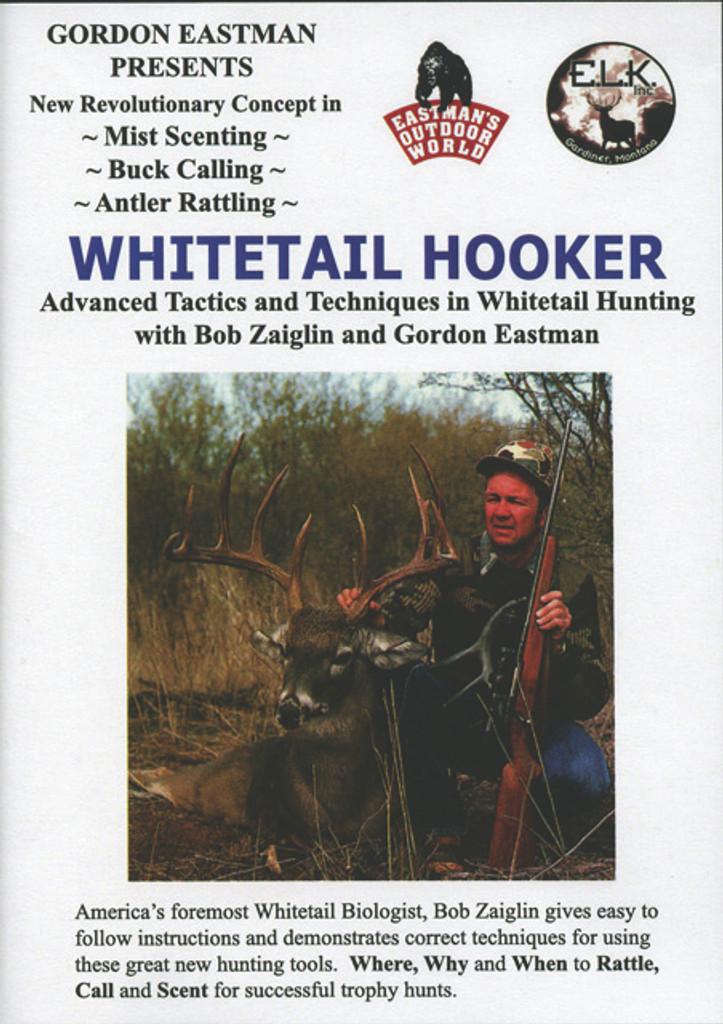 WHITETAIL HOOKER DVD
