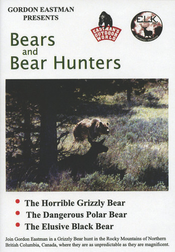 BEARS & BEAR HUNTERS DVD