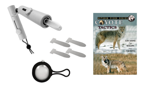 *YOTE BUSTER W/ DVD PACKAGE SPECIAL (save $5.85)