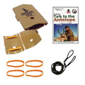*ANTELOPE TALK W/ DVD PACKAGE SPECIAL (save $5.40)