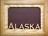 Alaska Photo Frame 5x7