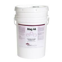 Mag 44 is a powerful, non-flammable degreaser for cleaning parts, floors, garages, vehicles and more. Pictured: 6-gallon pail.