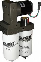 FASS Titanium 125 GPH Kit; 99'-07' Ford