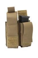 T3 Magnet Double Pistol Mag Pouch + Flap (2)
