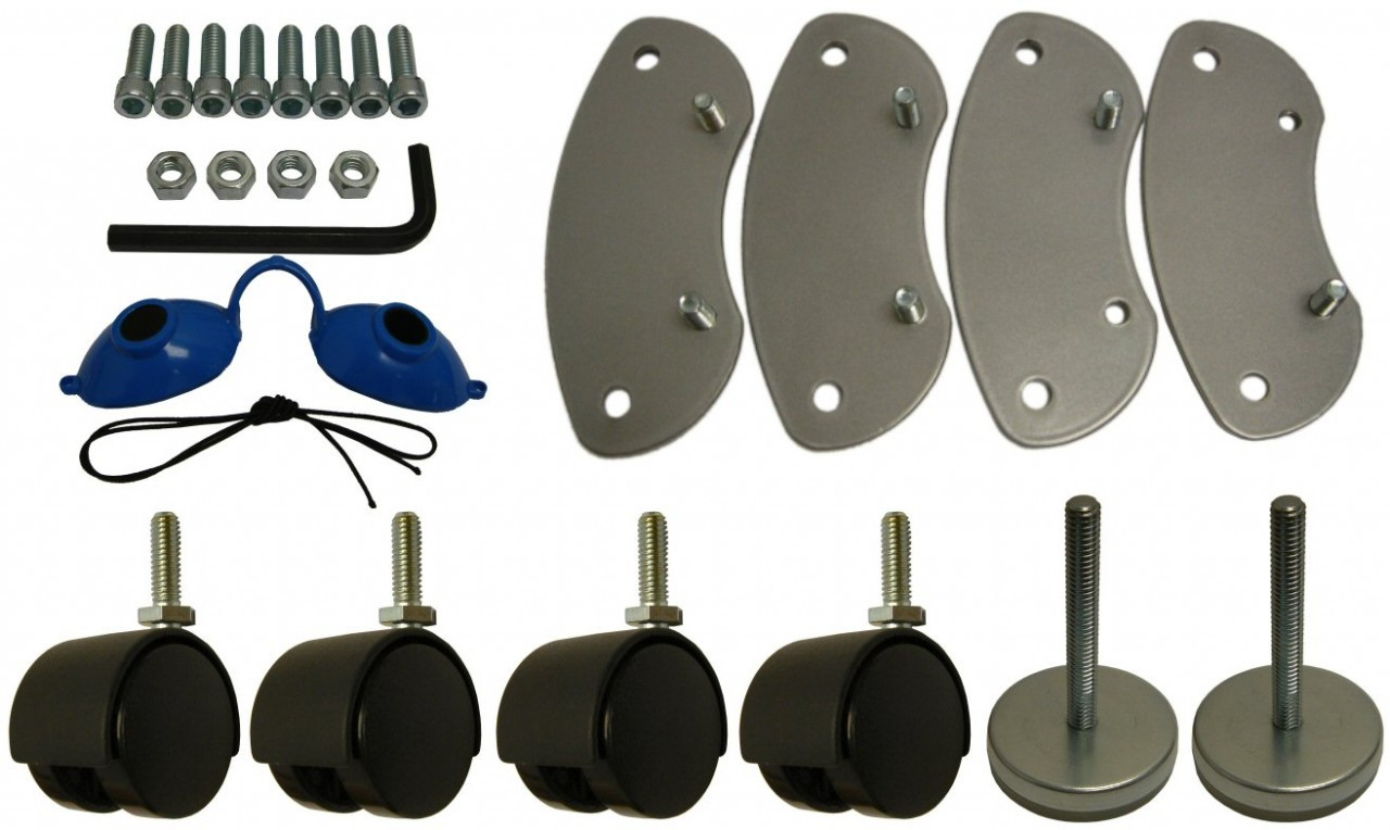 Hardware Kit For Booth Esb Tanning Beds Store