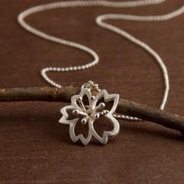 Sakura (Cherry Blossom) Necklace
