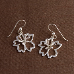 Sakura (Cherry Blossom) Earrings