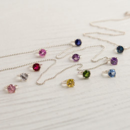 """""""Baby Bling"""" Ring Necklace"""