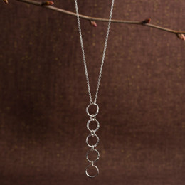 Halo Quintet Necklace