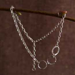 Halo Trio Anklet
