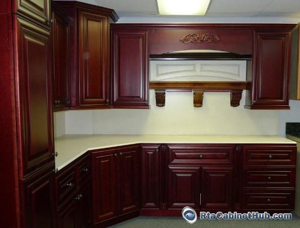 RTA Kitchen Cabinets  Concord Cherry  RTA Cabinet Hub