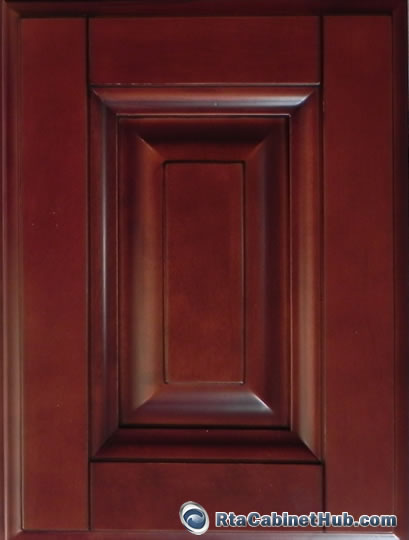 Cabinet Door & Pacifica - Ready To Assemble Kitchen Cabinets - Sonoma Merlot kurilladesign.com