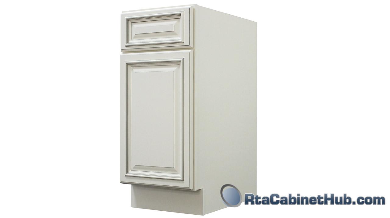 RTA Kitchen Cabinets - Pearl Glaze - RTA Cabinet Hub