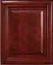 Mahogany Maple Sample Door