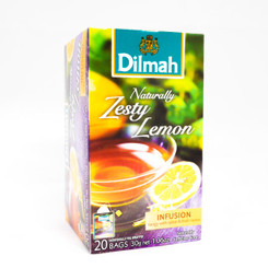 Naturally Zesty Lemon - Tbag Sachets (20's)