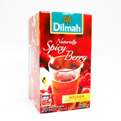 Naturally Spicy Berry - Tbag Sachets (20's)