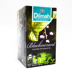 Blackcurrant Black Tea - Tbag Sachets (20's)