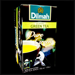 Natural Green Tea - Tbag Sachets (20's)