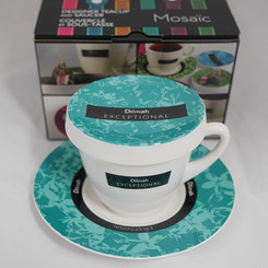 Exceptional Teacup Teal