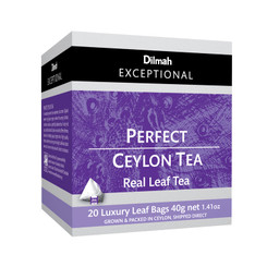 Perfect Ceylon Tea - Luxury Tbags (20's)
