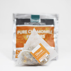 Pure Chamomile Flowers - Luxury Tbag Sachets (30's)