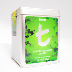 Pure Peppermint Leaves - Loose Leaf (34g)