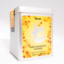 Pure Chamomile Flowers - Loose Leaf (42g)
