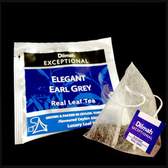 Elegant Earl Grey -Luxury Tbag Sachets (50's)