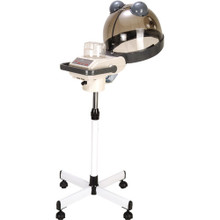 T3040S-O hair-care steamer with air circulation, ozone on stand 580W