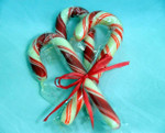 Peppermint Candy Canes (3pk)