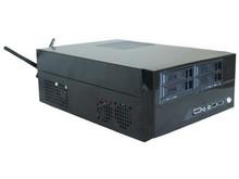 "KS-NAS-06-i25_0T1/0T3/4T3 NAS, 4x 2.5"" bay (unpopulated), AMD dual-core, Backup and Storage Server , 2x Gbit LAN plus WiFi or additional Gbit LAN or eSATA port, dual monitor + audio ports"
